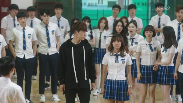 Những hội bạn thân siêu yêu trong phim Hàn - 3