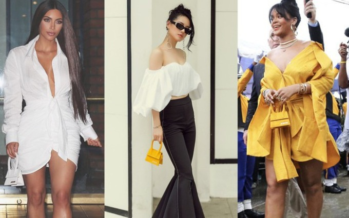 <p> Hàng loạt fashion icon từ Âu sang Á đều yêu thích dòng túi chỉ đựng vừa thỏi son của thương hiệu đến từ nước Pháp.</p>