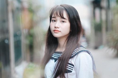 Nữ chính của Mắt Biếc được giao cho nữ sinh Nguyễn Trúc Anh.