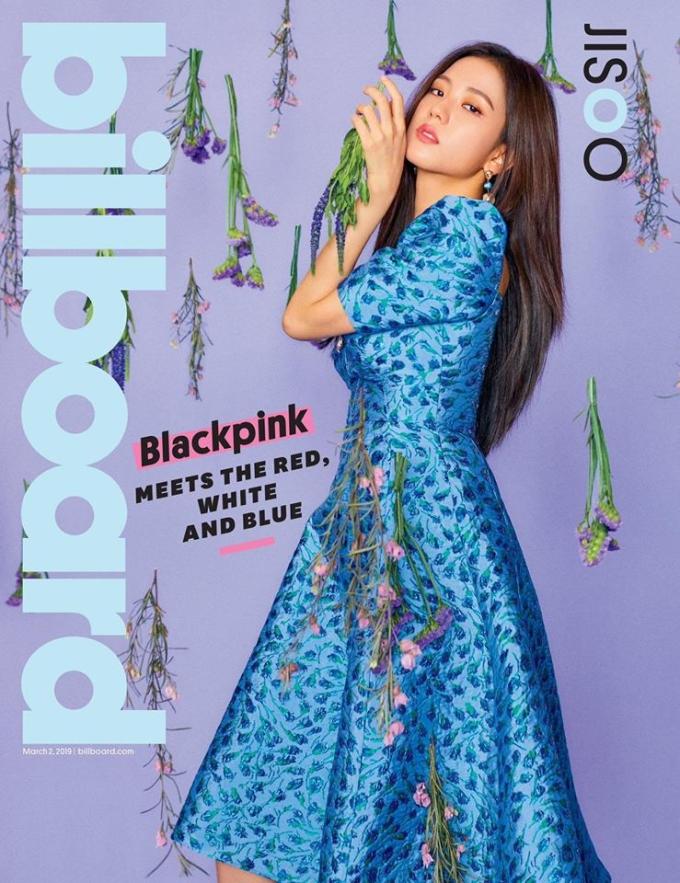 Black Pink khoe nhan sắc, thần thái trên bìa tạp chí