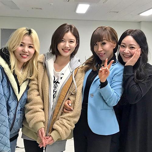 5 mỹ nhân Kpop nâng tầm nhan sắc khi đổi kiểu tóc đầu năm 2019 - 4
