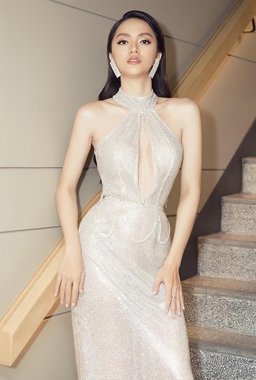 Hoa hậu Chuyển giới Hương Giang.