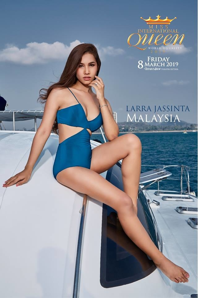 <p> Đại diện của Malaysia có làn da rám nắng cùng thân hình săn chắc quyến rũ.</p>