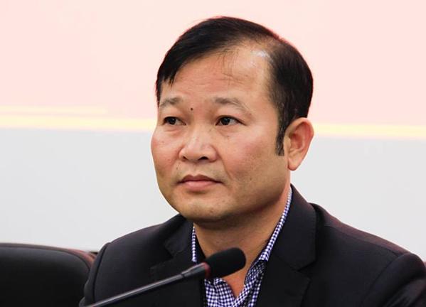 Phó chủ tịch huyện Việt Yên (Bắc Giang) Nguyễn Đại Lượng. Ảnh: Dương Tâm/VnExpress.