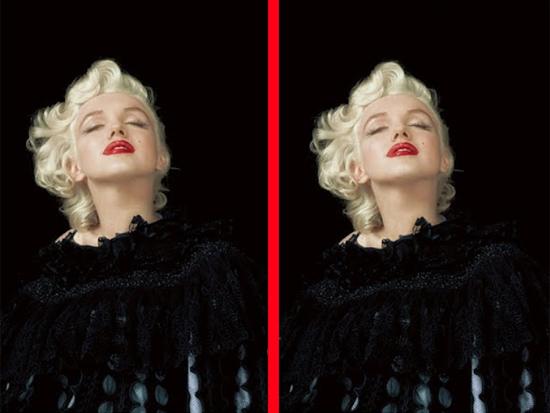 Người đẹp Marilyn Monroe có gì khác lạ? (3)