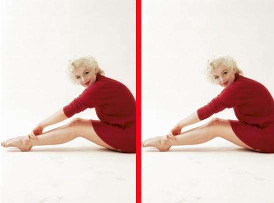 Người đẹp Marilyn Monroe có gì khác lạ? (3) - 1