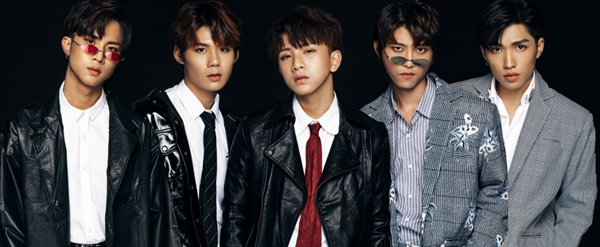 5 thành viên còn lại của Uni5 hiện tại.