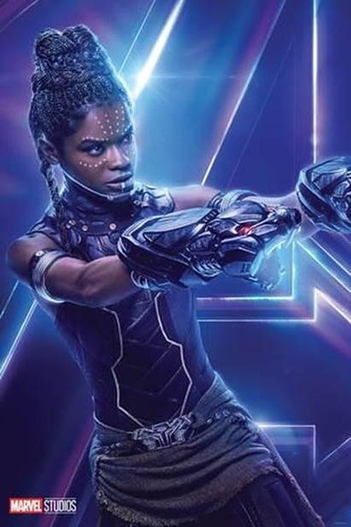 Nhân 8.3, điểm danh những chị đại ngầu nhất vũ trụ điện ảnh Marvel - 3