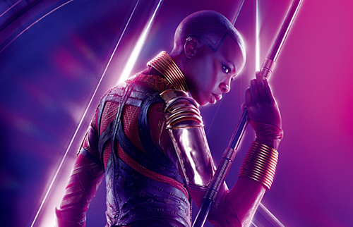 Nhân 8.3, điểm danh những chị đại ngầu nhất vũ trụ điện ảnh Marvel - 4