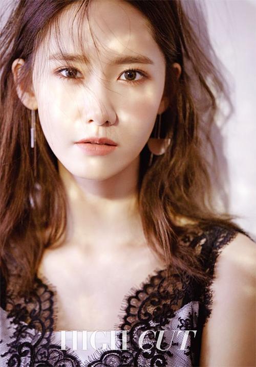 Yoon Ah chính là sao nữ có gương mặt đẹp nhất đối với giới chuyên môn.
