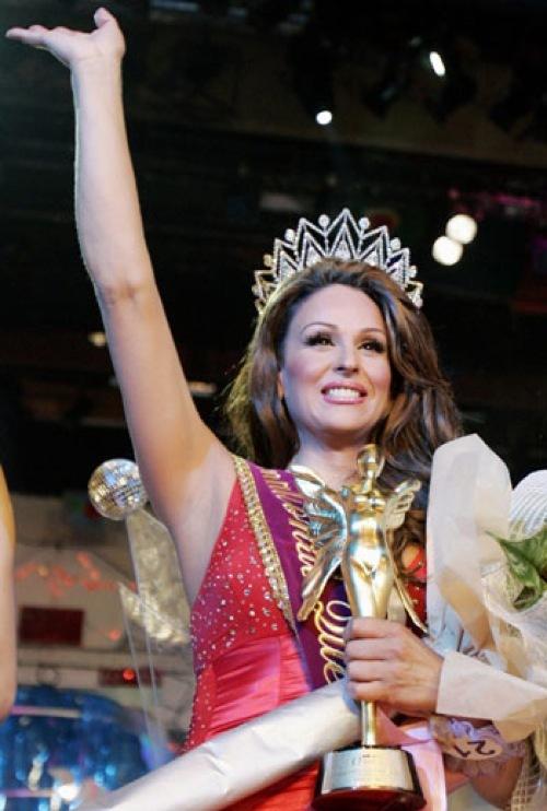 Erica Andrews, thí sinh Mexico đăng quang Hoa hậu Chuyển giới Quốc tế 2006 khi đã 37 tuổi. Cô tham gia một vài bộ phim trong nước trong không tạo được ấn tượng. Năm 2013, Erica qua đời do nhiễm trùng phổi.