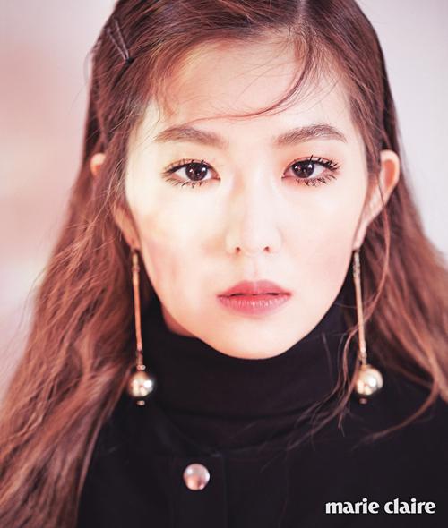 Irene đứng vị trí thứ hai, kém Yoon Ah 4 phiếu bầu.