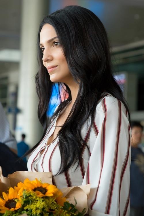 Hoa hậu Siêu quốc gia 2018 đến Việt Nam - 2