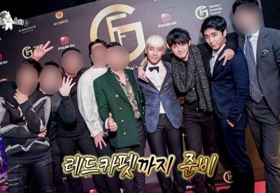 Seung Ri và Jung Joon Young biết rõ những hành động phạm pháp của nhau.