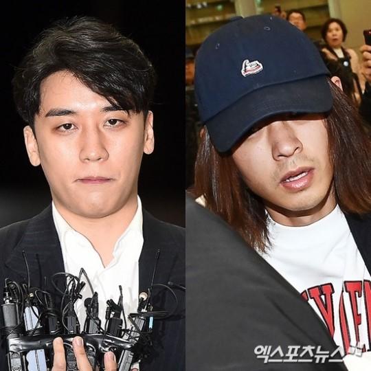 Tin nhắn trong các group chat củaSeung Ri và Jung Joon Young là đầu mối quan trọng trong cuộc điều tra quy mô lớn liên quan đến Burning Sun.