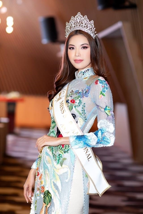 Minh Tú từng là đại diện Việt Nam tại Miss Supranational 2018. Cô giành giải Hoa hậu Siêu quốc gia Châu Á, Trang phục dân tộc đẹp nhất, Trình diễn dạ hội đẹp nhất và lọt vào top 7 chung cuộc.