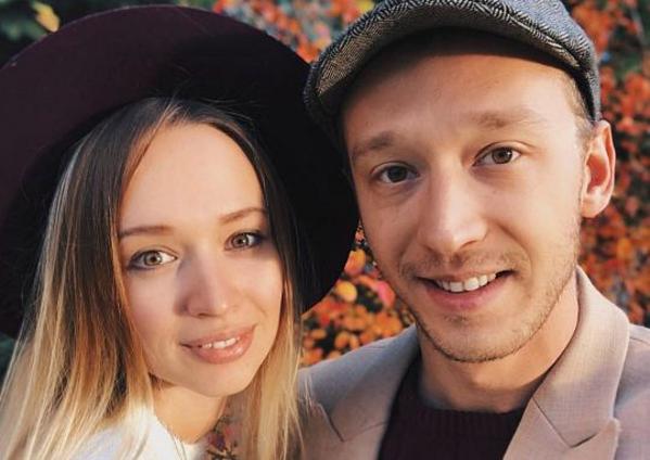 Ekaterina Polyakova và chồng cô Alexander Polyakov.