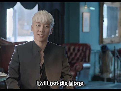Yên tâm, những người còn lại vẫn nhiều lắm, anh không cô đơn đâu Seung Ri...