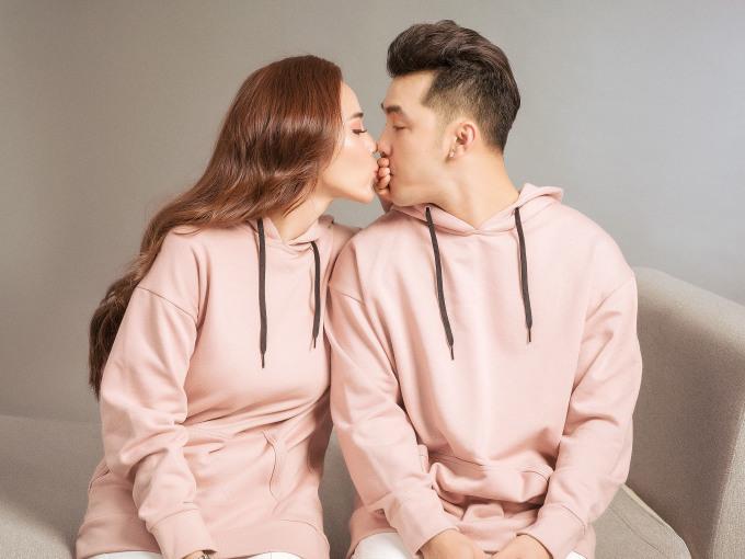 Ưng Hoàng Phúc - Kim Cương đón Valentine trắng ngọt ngào