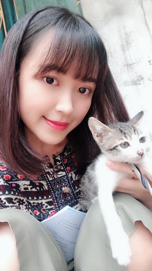 Hiện, Kim Oanh đã có bạn trai.