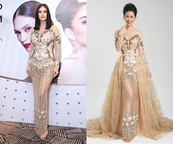 Đến Việt Nam dự sự kiện hồi năm 2018, Hoa hậu Hoàn vũ 2015 Pia Wurtzbach