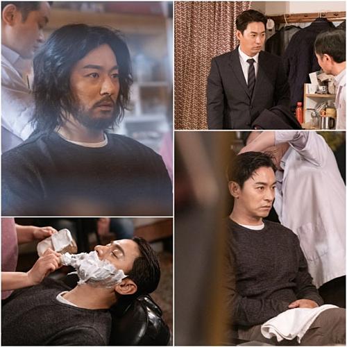 Trong tập mới nhất, tay săn ảnh Suk Joo đã lột xác khỏi hình ảnh vô gia cư.