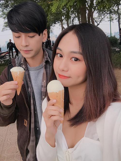 Em gái mưa của nam chính Mắt Biếc được tìm kiếm sau MV triệu view - 4