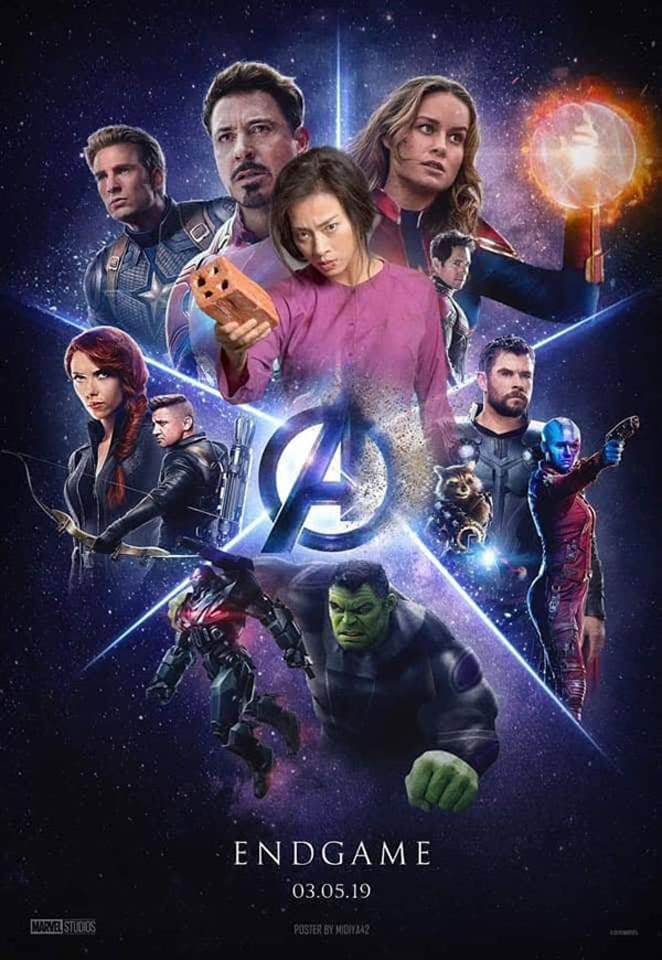 Trailer Avengers: End Game còn nóng hổi mà ảnh chế đã ngập tràn - 6
