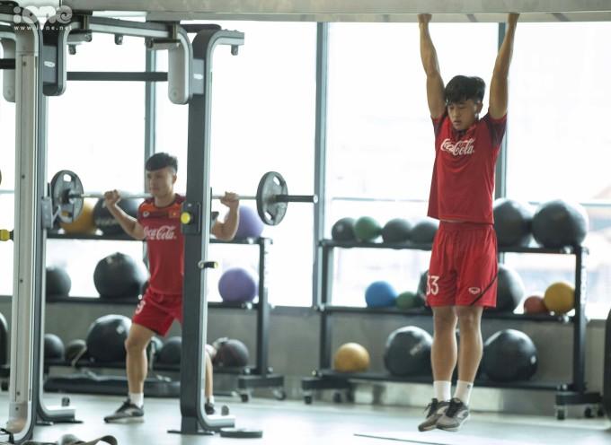 <p> Dự kiến, trong hôm nay (17/3) HLV Park Hang-seo sẽ tiến hành rút gọn danh sách đợt 1 từ 34 xuống còn 25 đến 27 cầu thủ.</p>