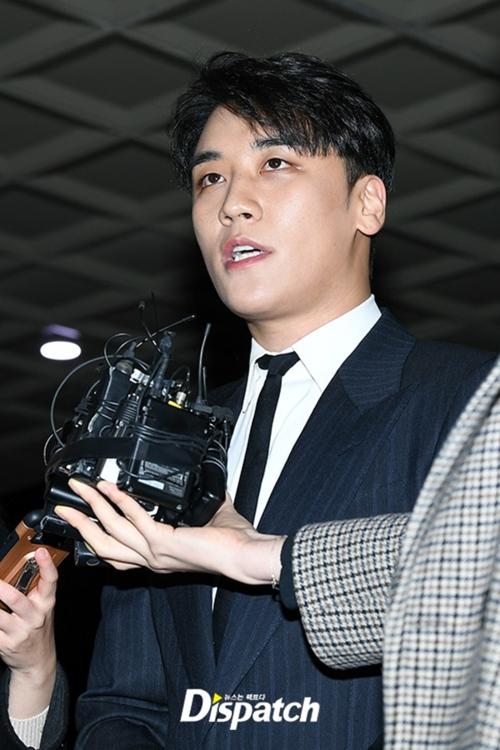 Bê bối của Seung Ri gây chấn động làng giải trí Hàn Quốc.