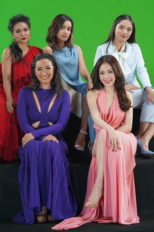 Chi Pu và các ca sĩ châu Á thể hiện ca khúc Kit Mak (Mộng mơ)