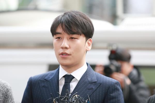 Seung Ri khẳng định bản thân vô tội.