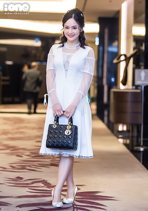 Nàng dâu Orderlà bộ phim đầu tiên Lan Phương tham gia sau khi làm mẹ. Trong phim, cô vào vai Hoàng Yến, nữ tác giả tiểu thuyết online kiêm blogger nổi tiếng. Cô có cuộc tình sét đánh với Phong (Thanh Sơn) rồi nhanh chóng kết hôn. Về làm dâu, với tính cách sống ảo, cô gặp nhiều rắc rối.
