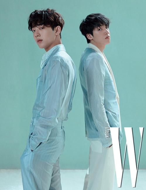 Unit mới của Cube:Lai Guan Lin x Woo Seok. Hai anh chàng vừa phát hành ca khúc mới Iam star ngày 11/3.