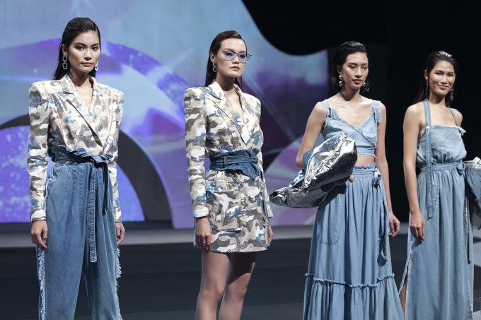 <p> Ngoài Hương Giang, chương trình còn có sự tham gia trình diễn của nhiều người mẫu nổi tiếng với sự tham gia của khoảng 1.000 khách mời.</p>