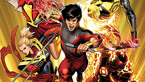 The Hands of Shang-chi