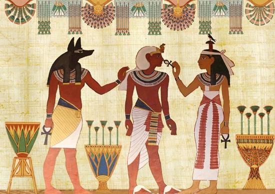 Am hiểu về các vị thần Ai Cập huyền bí - 1