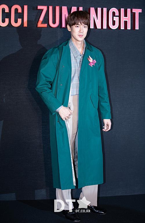Nam diễn viên Mr. Sunshine - Yoo Yeon Seok.