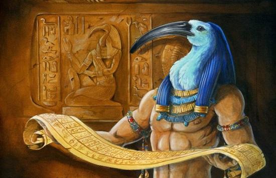 Am hiểu về các vị thần Ai Cập huyền bí - 2
