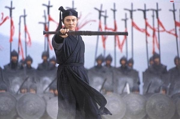 Lý Liên Kiệt đóng chính trong phim.