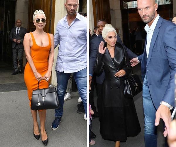 Lady Gaga luôn xuất hiện với 4 vệ sĩ xung quanh. Nữ ca sĩ luôn chú  trọng hình ảnh của mình và cả những vệ sĩ nên họ đều mặc những bộ vest  xa xỉ khi xuất hiện cùng cô. Pete van der Veen là vệ sĩ của Lady Gaga  trong nhiều năm qua. Anh vốn là một vận động viên thể hình, năm 2005 anh còn  từng giành chiến thắng trong cuộc thi sắc đẹp.
