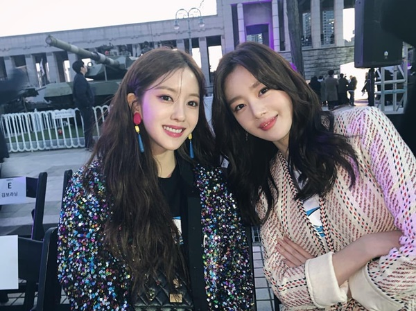 Instagram sao Hàn 24/3 - 5