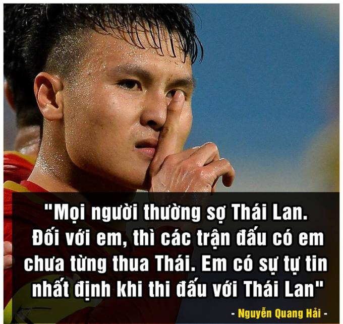 <p> Đánh bại Thái Lan là một chiến thắng đầy ý nghĩa với thầy trò Park Hang-seo.</p>