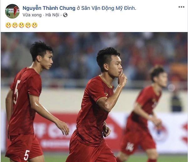 Dàn sao U23 đăng ảnh ăn mừng đánh bại Thái Lan nhận bão like - 4