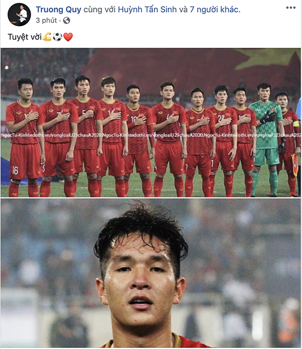 Dàn sao U23 đăng ảnh ăn mừng đánh bại Thái Lan nhận bão like - 8