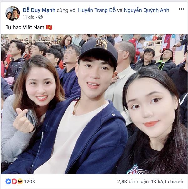 Dàn sao U23 đăng ảnh ăn mừng đánh bại Thái Lan nhận bão like - 10