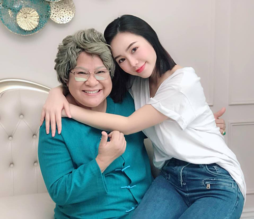 Quỳnh Kool hội ngộ NSƯT Minh Vượng trong hậu trường phim Nàng dâu Order.