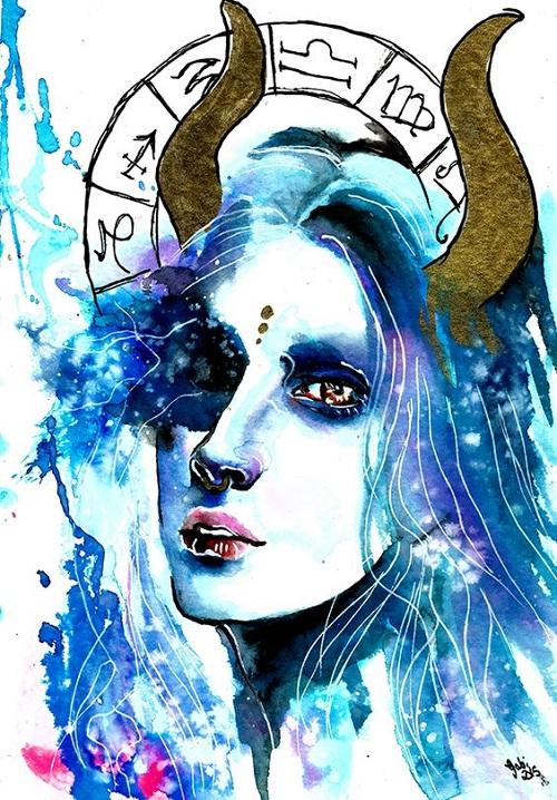 Chữ yêu trong mắt 12 cung hoàng đạo - 1