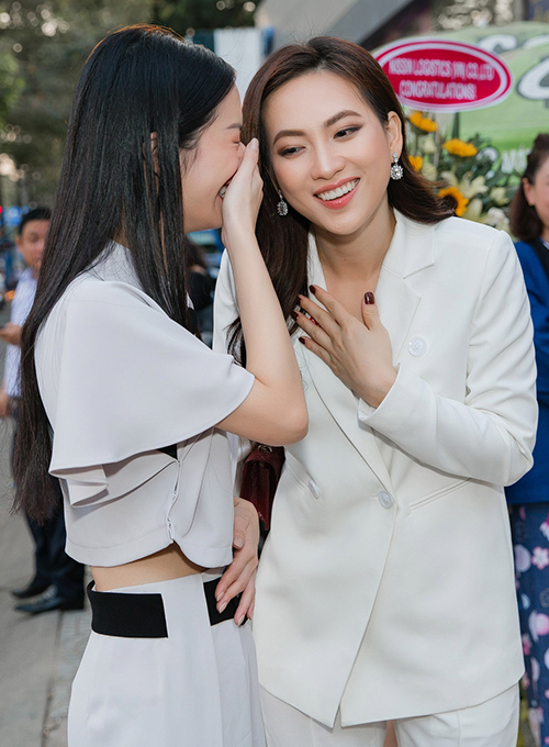 Jun Vũ chị chị em em với Phương Anh Đào, Lan Ngọc - 4