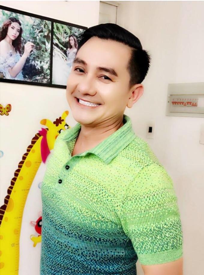<p> Anh Vũ bén duyên với nghệ thuật khi đứng sơn cửa cho CLB Phan Đình Phùng và nhìn thấy bảng tuyển diễn viên của sân khấu 5B Võ Văn Tần.</p>